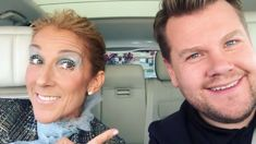 Celine Dion's EPIC Carpool Karaoke with James Corden will absolutely blow you away!