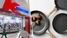 Cheap Kmart non-stick fry pan becomes an internet success
