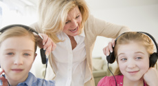 Study finds girls with nagging mums grow up to be more successful!