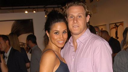 Meghan Markle's ex-husband Trevor Engelson has remarried with lavish wedding