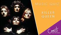 Killer Queen Music Quiz