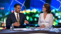 Australian TV host Waleed Aly shares heartwarming message following son's autism diagnosis
