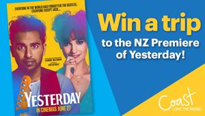 Win a trip to the New Zealand premiere of 'Yesterday'!