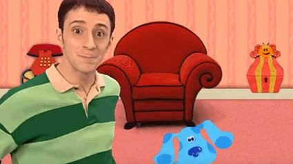 Remember 'Blue's Clues'? It's being rebooted and this is what REALLY happened to Steve ...