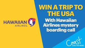 Win a trip to the USA thanks to Hawaiian Airlines and House Of Travel!