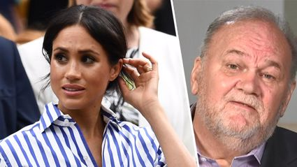 Meghan Markle's father Thomas hits out at new Lifetime movie 'Becoming Royal'