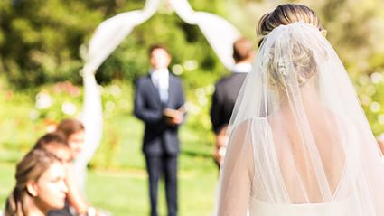 """Wedding guest slammed for attempting to upstage the bride with """"inappropriate"""" dress"""