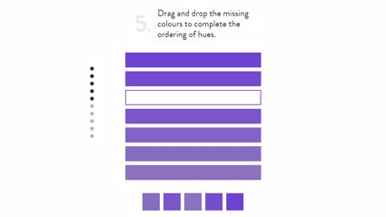 This colour perception test has gone viral after less than 1% of people can get the perfect score