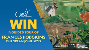 Win a Guided Tour of Frances Hodgkins: European Journeys!