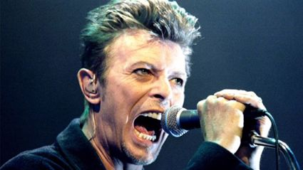 It looks like a David Bowie biopic could be in the works!
