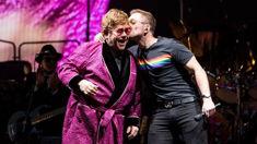 Elton John and Taron Egerton surprise fans with heartfelt LIVE duet of 'Your Song'