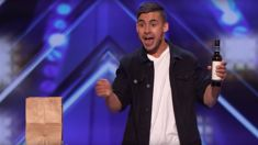 "Australian magician STUNS American's Got Talent judges with ""intoxicating"" magic tricks!"