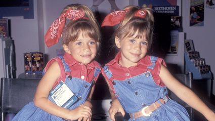 Remember '90s child stars Mary-Kate and Ashley Olsen? Well they're turning 33 today and look unrecognisable now ...