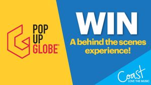 DUNEDIN: WIN a behind-the-scenes experience at the Pop-up Globe!