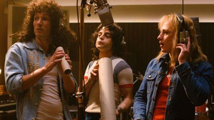 The secret celebrity cameo we all missed in Bohemian Rhapsody ...