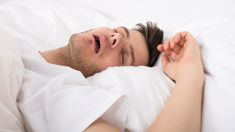 Apparently this unusual song which uses the sound of snoring will put you to sleep