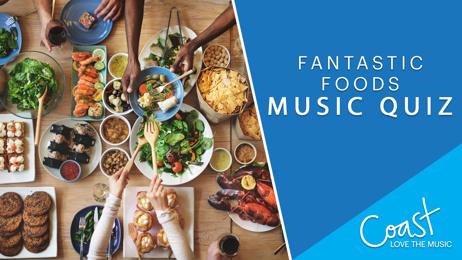 Fantastic Foods Music Quiz