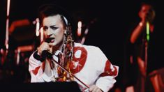 There's now going to be a Boy George biopic but who could be playing him is not who you'd expect!