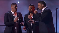 Kiwi trio The Koi Boys STUN on The Voice with 'Let It Be' tribute to Christchurch terror victims
