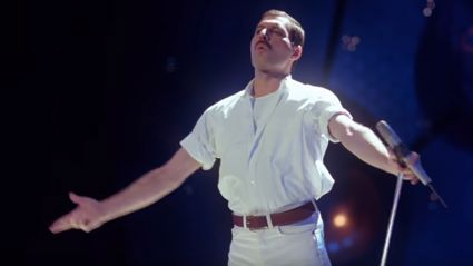 A new unheard song from Queen frontman Freddie Mercury has been released!