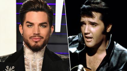 Adam Lambert reveals he wants to play Elvis Presley in the upcoming Tom Hanks movie