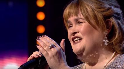 Susan Boyle reveals some exciting baby news!