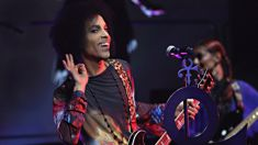 Prince releases his spine-chilling version of The Bangles' 'Manic Monday'