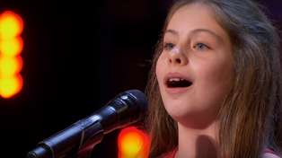 10-year-old opera singer STUNS with insane rendition of 'Nessun Dorma' on America's Got Talent!