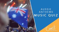 Aussie Anthems Music Quiz