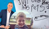 Jason Reeves shares his six-year-old son's hilarious yet disturbing creative writing story
