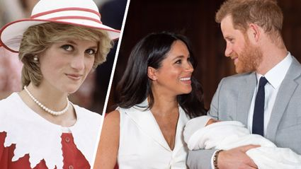 Royal biographer reveals what Princess Diana would have really thought of Meghan Markle ...