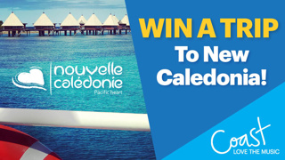 Win a trip to New Caledonia!