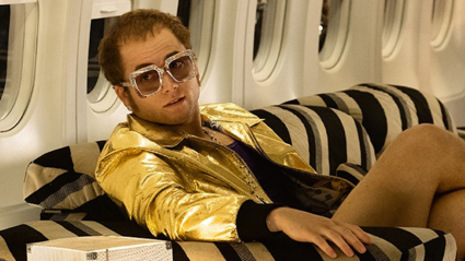 This celeb was meant to have a cameo as Elvis Presley in 'Rocketman' but got cut
