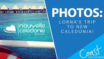See all the photos from Lorna Subritzky's trip to New Caledonia!