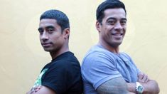 Robbie Magasiva opens up about the moment he learned his brother Pua had passed away