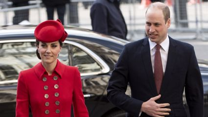 Looking for a new job? Prince William and Kate Middleton are hiring!