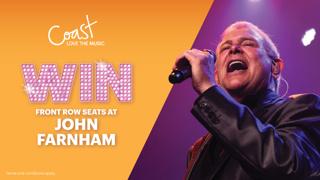 Win a John Farnham VIP Experience!