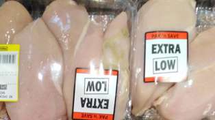 Shoppers left completely shocked after spotting green discolouration on chicken at Pak'nSave