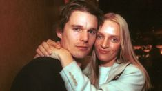 Uma Thurman and Ethan Hawke's daughter is all grown up and she looks so much like her mum!
