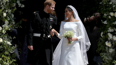 Idris Elba has revealed the song Meghan Markle and Prince Harry had their first dance to and it is perfect!