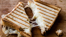Apparently we've all been making cheese toasties wrong!