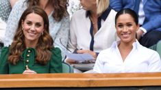 Kate Middleton and Meghan Markle attend Wimbledon together in second joint outing this week!