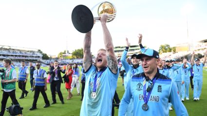 "England's cricket hero Ben Stokes says he'll be apologising to Kane Williamson ""for the rest of my life"""