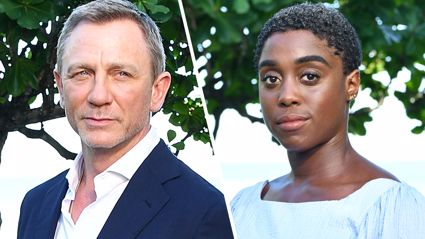 New James Bond film will star British actress as 007!