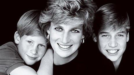 Australian TV host's son believes he might be the reincarnation of Princess Diana