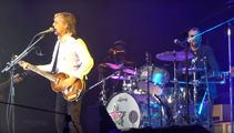 Paul McCartney and Ringo Starr reunite for surprise rendition of 'Sgt. Pepper's Lonely Hearts Club Band'