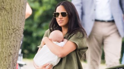 What Prince Harry and Meghan Markle's baby son Archie is and isn't allowed to eat