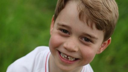 Three new handsome photos of Prince George have been released to mark his sixth birthday!