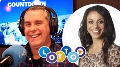 Lotto host Sonia Gray dishes all the dirt on Jason Reeves' failed audition to be her co-host