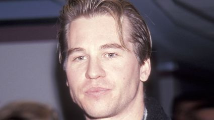 Actor Val Kilmer steps out for the first time in rare public appearance after throat cancer battle